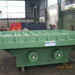 Ausschlagrost 3x4 m, 20 to Auflast, 2 x 11 Kw Antriebsleistung