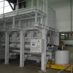 Zuschlagstoffanlage, 1x4m³, 4x2m³ Bunker